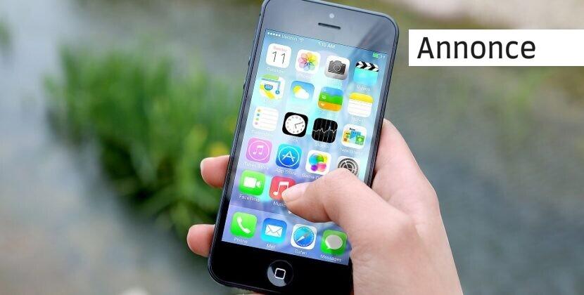 Hvornår udkom den første mobiltelefon?