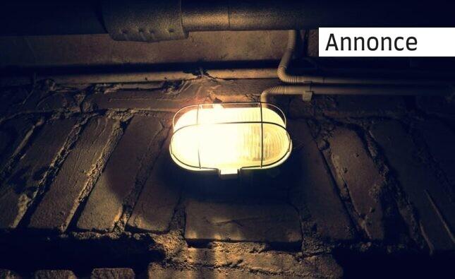 Sådan kan du få sikker opbevaring i et kælderrum