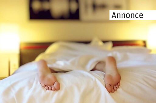 Ro og velvære i soveværelset giver bedre nætter