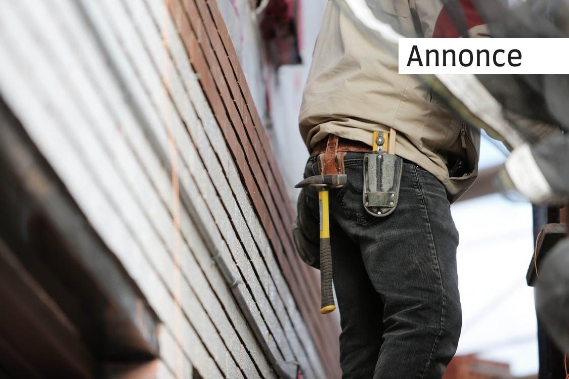 Vælg den lokale tømrer og undgå bøvl