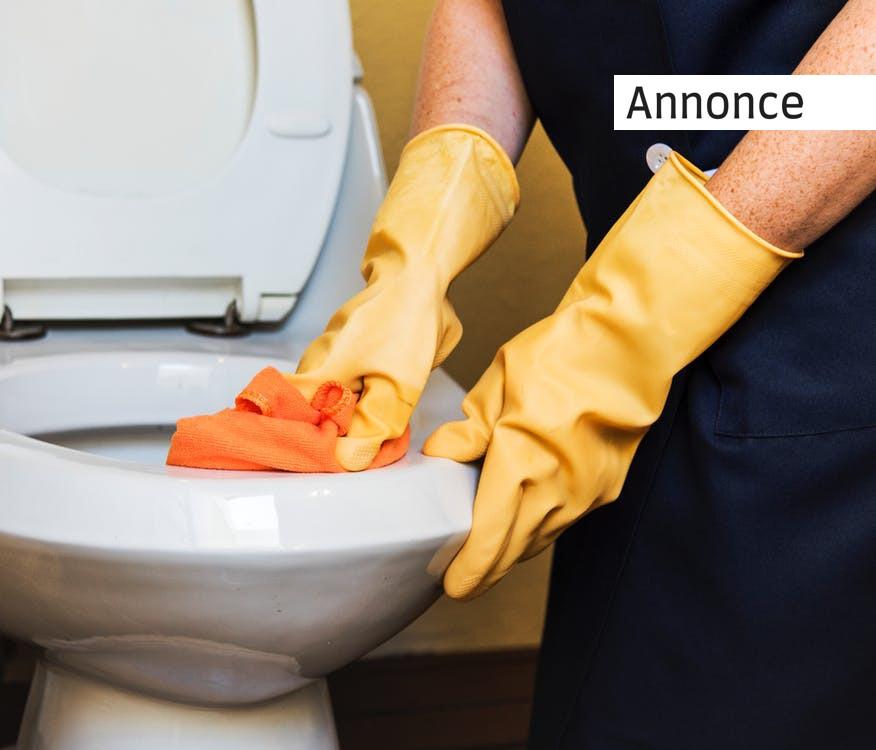 Få ejendomsglæde med det rigtige rengøringsfirma