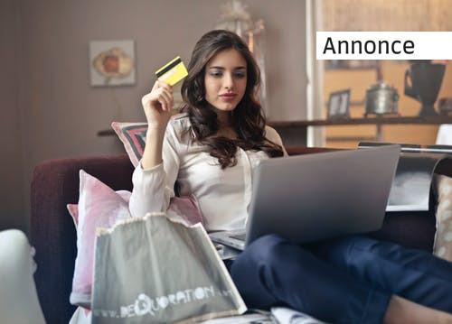 Online-shopping hitter mere end nogensinde før