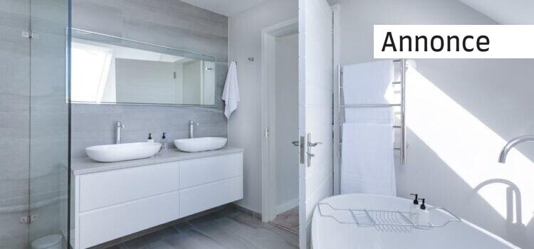 Sådan holder dit badeværelse hele livet