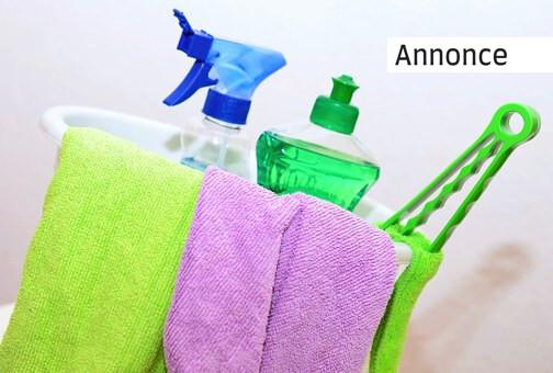 Sådan sørger du for rengøring i en travl hverdag