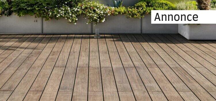 Ny terrasse – få inspiration og råd til, hvad du bør vide inden du går i gang