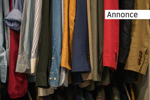 Shop moderigtigt tøj af gode materialer