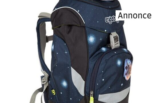 Er dit barns skoletaske ergonomisk?