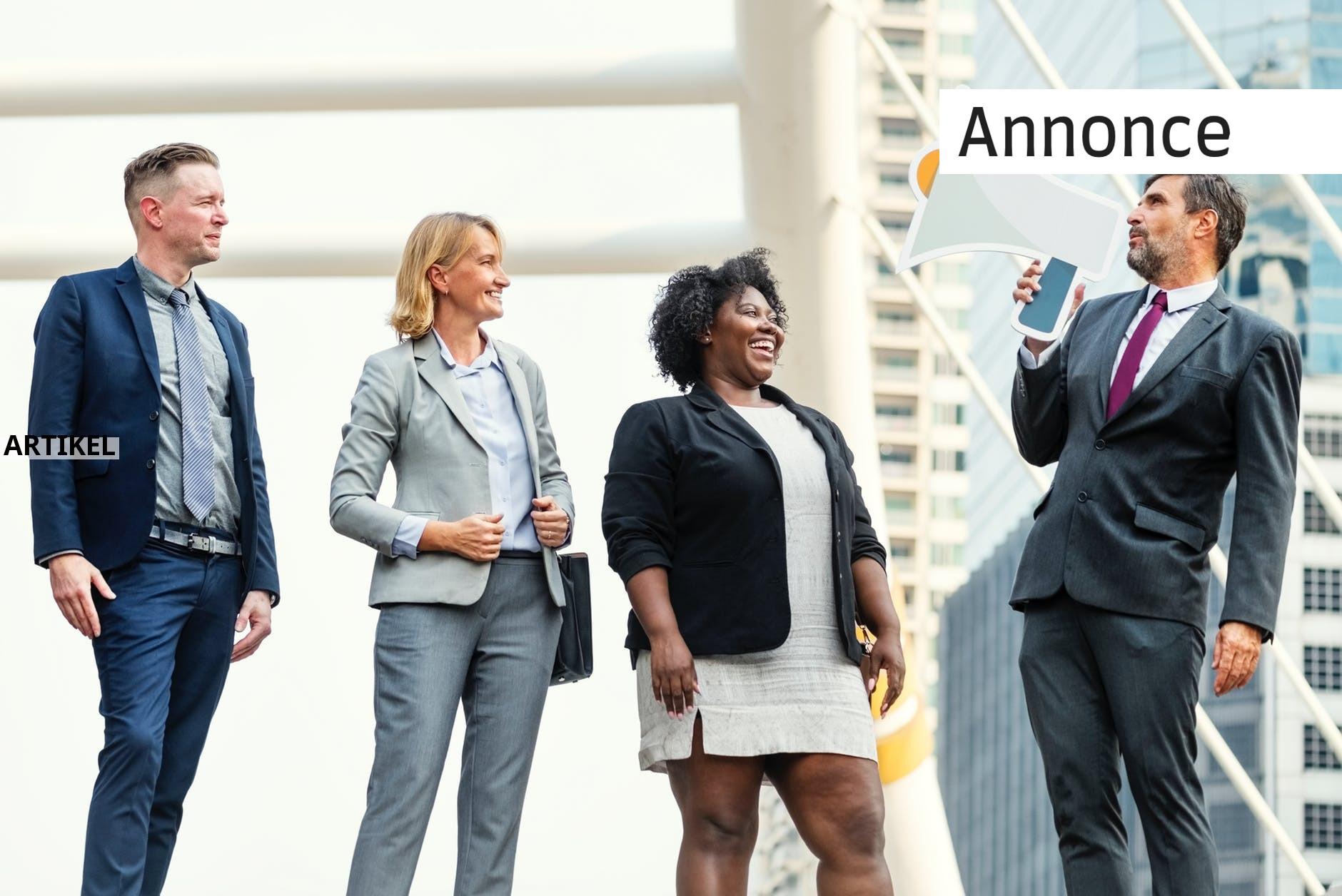 Sådan kan du anvende teknologi til at aflaste dine medarbejdere