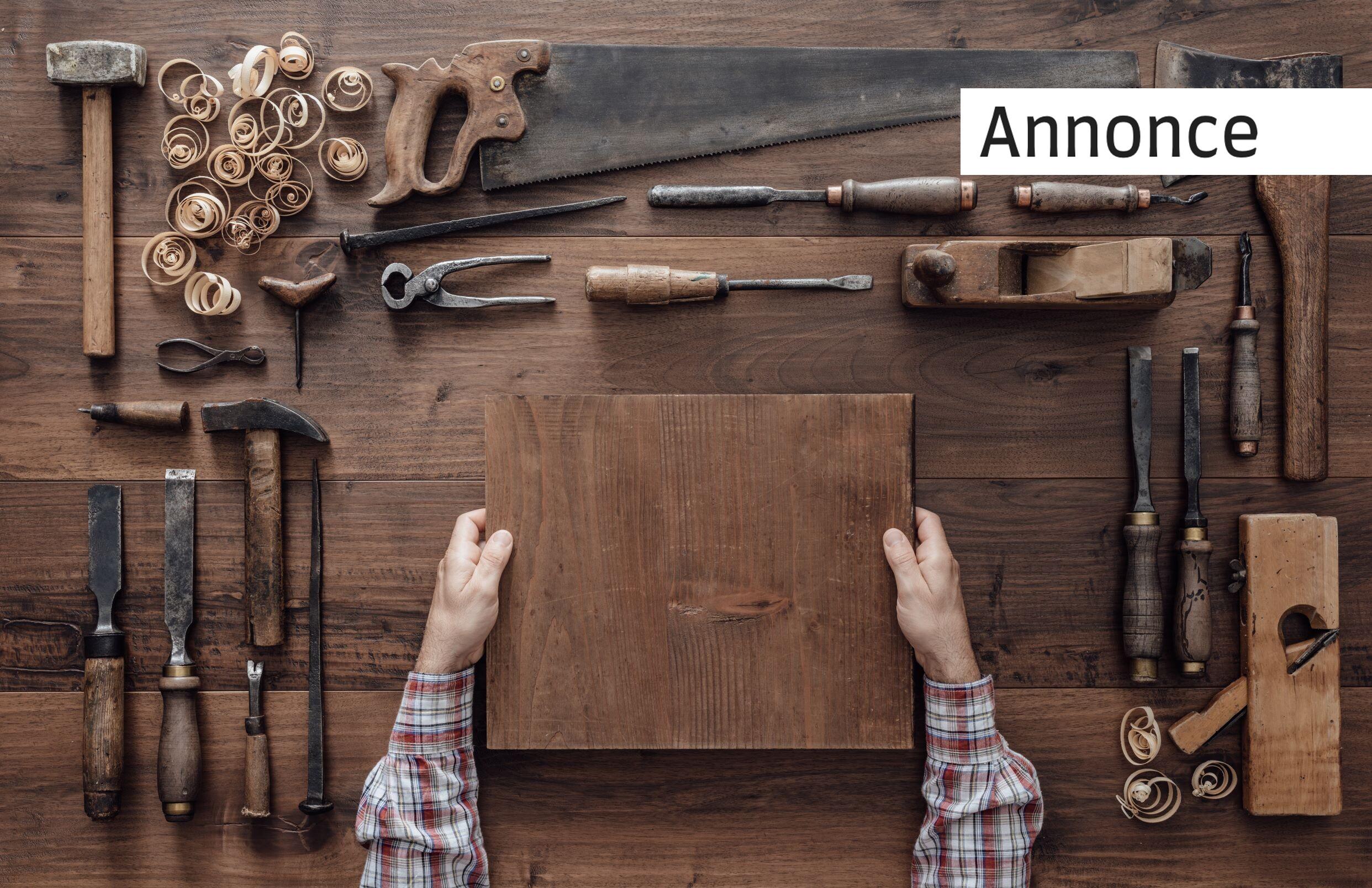Guide: Sådan kan en tømrer hjælpe netop dig og dit hus!