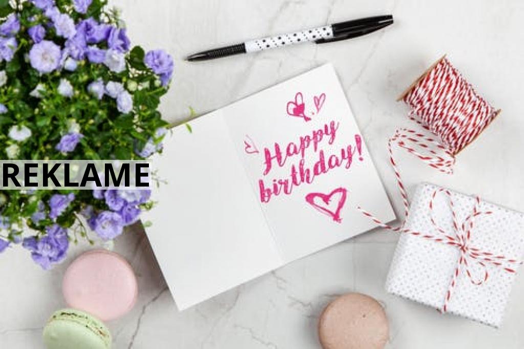 Hold den bedste fødselsdag for kollegaerne