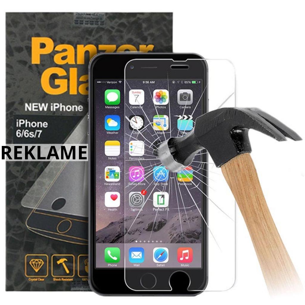 Skærmbeskyttelse iPhone – beskyttelse mod revner og ridser
