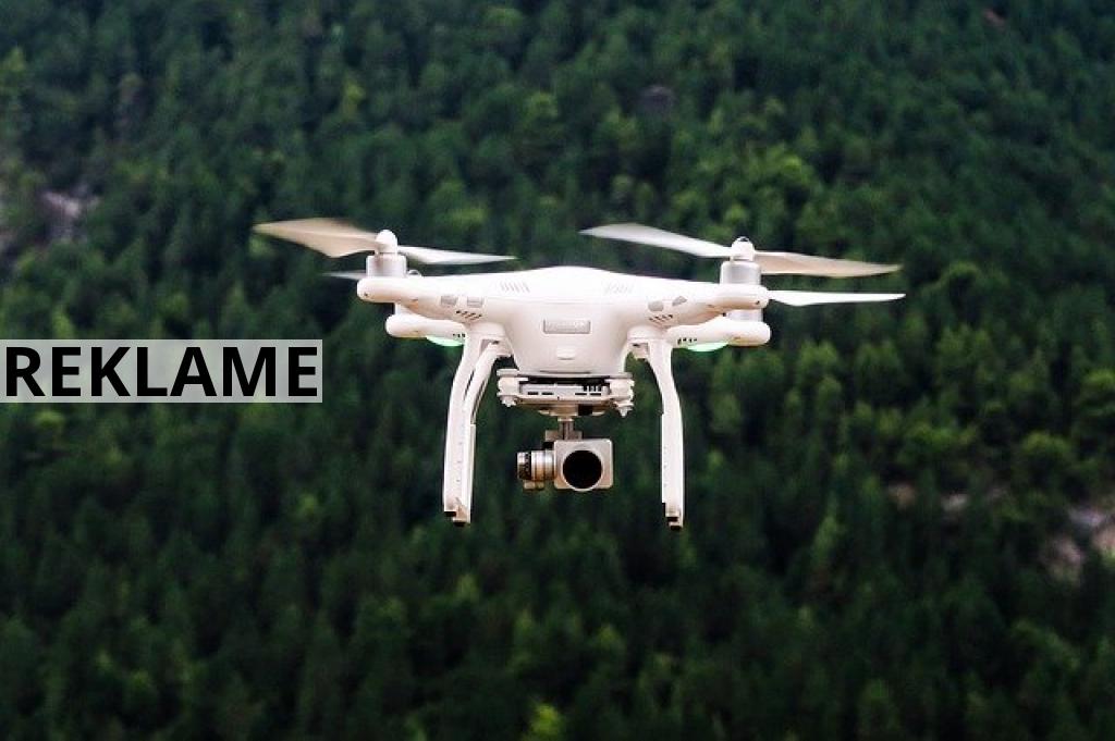 Hvad bruger man droner til?