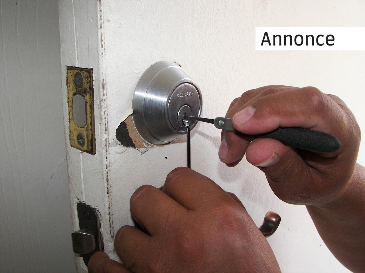 Få styr på sikkerheden derhjemme