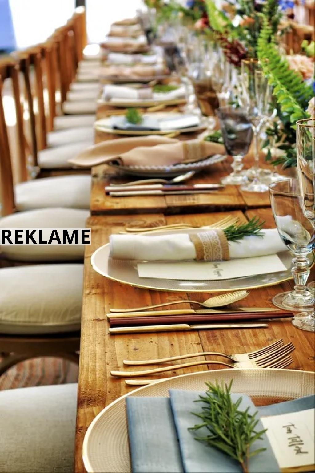 Hold den perfekte middag som indflytningsfest i din nye bolig