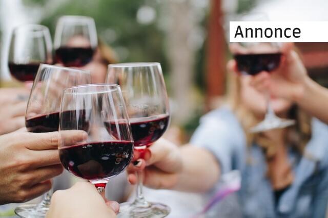 5 gode grunde til at du skal drikke rødvin