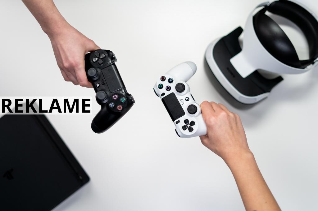 Stort udvalg af PlayStation 5 tilbehør