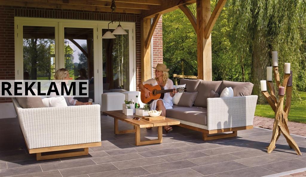 Sådan får du en mere indbydende terrasse
