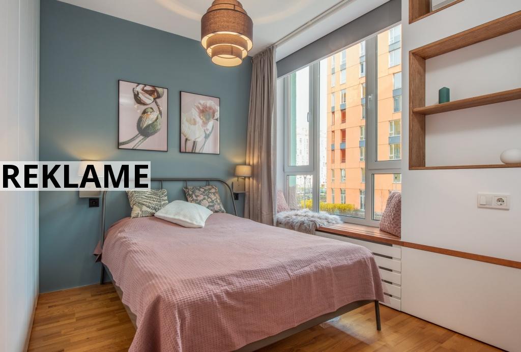 Sådan kan du opnå et elegant og flot udtryk i soveværelset